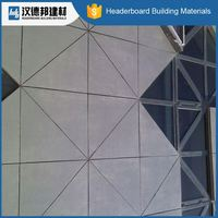 Best selling fashionable waterproof calcium silicate board from China workshop