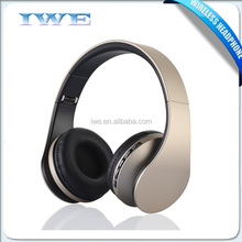 trending hot gifts 2015 2015 China manufacturer stereo bluetooth wireless headset for mobile phone, FM wireless headset