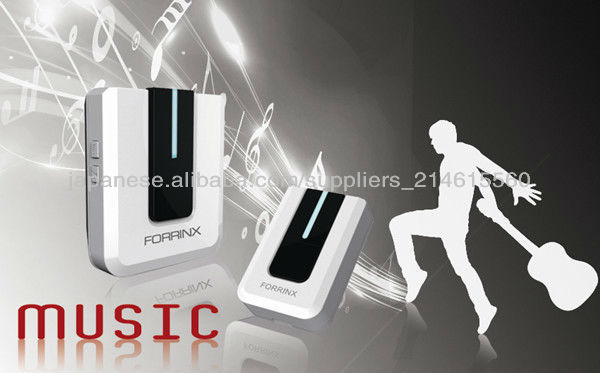 2013 Autumn luxury bell the latest electronic door chime best selling nice design wireless digital doorbell