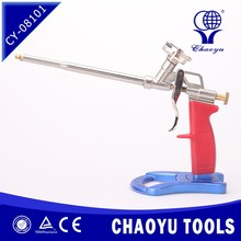CY-08101 Construction Tools Purple Polyurethane Contractors Foam Applicator Gun