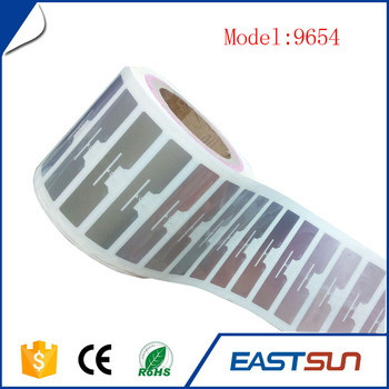 High quality RFID 860-960MHz Alien 9654 dry inlay with H3 chip