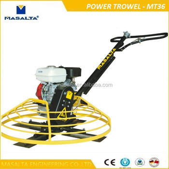 MT36-3 Walk-Behind Power Trowel(c/w Robin gasoline engine)