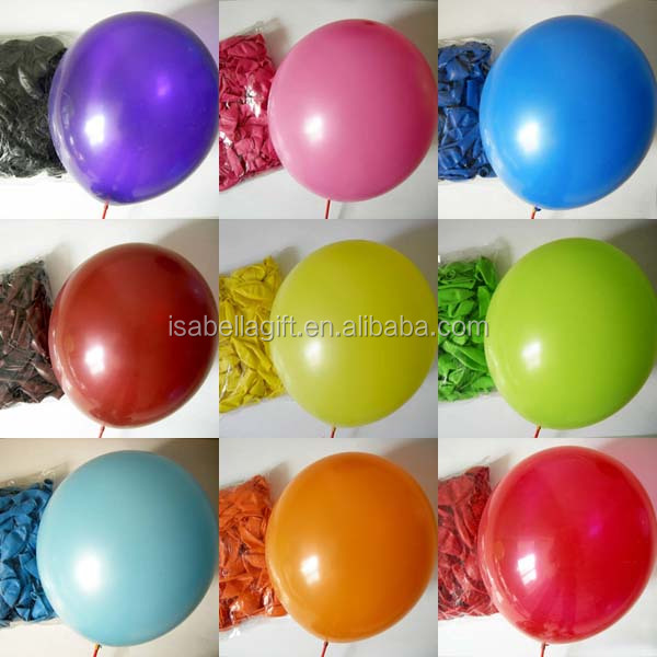 latex free balloons