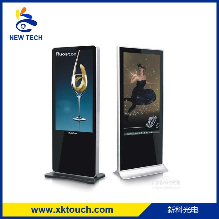 50 inch android tablet kiosk stand for shopping mall