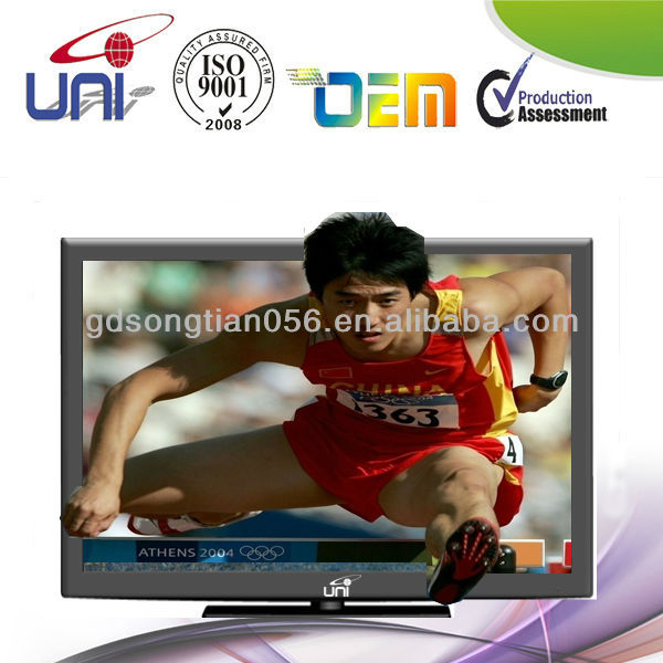 New arrival A grade panel 32/37/42/47/55/65inch LCD TV