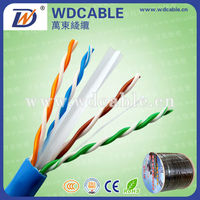 High quality 23awg d-link lan cable cat6