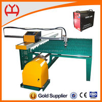 Digital cnc plasma portable electric steel pipe cutter,plate and pipe cnc cutting machinery