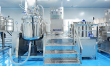 Stainless steel glue gel mixer stirrer mixing machine with CE certification