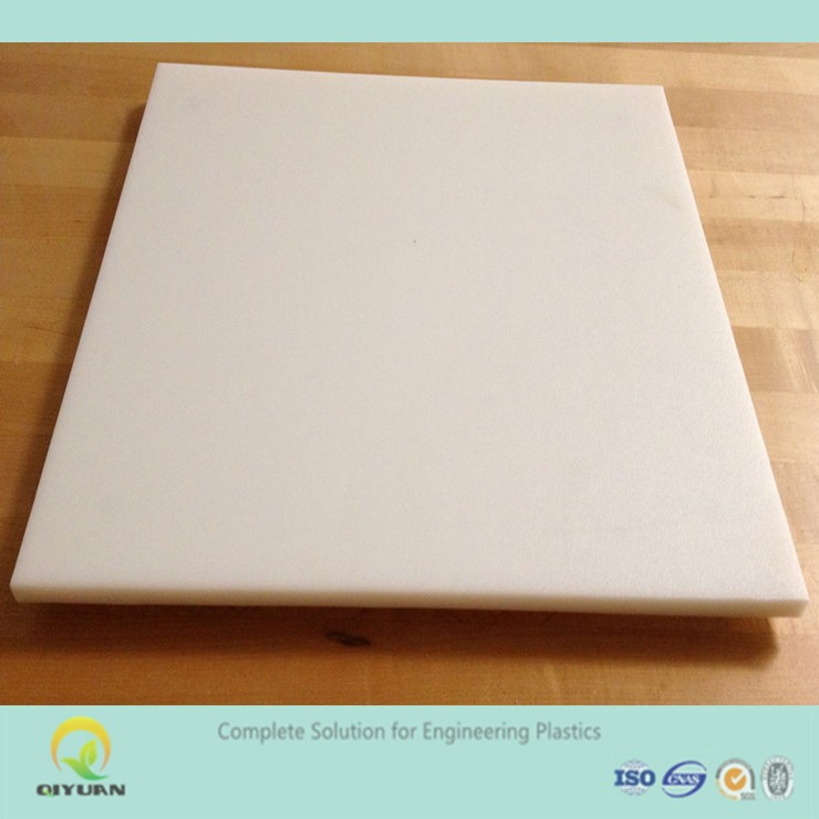 white polyethylene sheet for vegetable cutting board