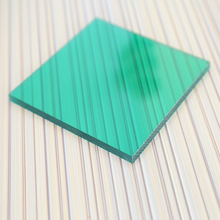4x8 plastic roof sheets polycarbonate panels for canopy balcony sheds