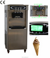 Two control systems New design Digital screen freeze yogurt soft ice cream machine