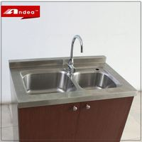 Newest style frank stainless steel sink wholesale stainless steel kitchen sink