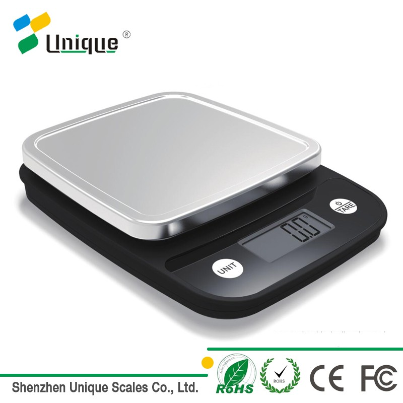 China Unique Factory Digital Accurate Kitchen Scale Food Weight Scale