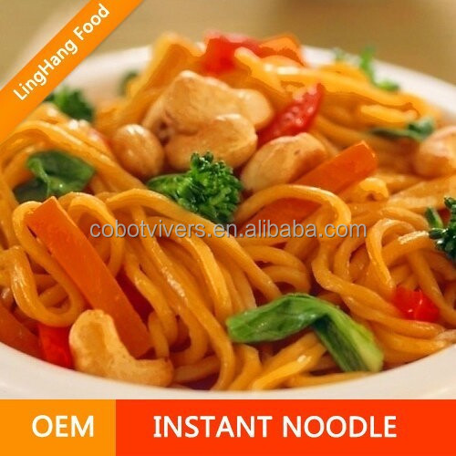 Low Fat Konjac Instant Noodles / Supply Thai Style Food