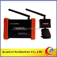 DHL Free Shipping Professional Diagnostic Automotive COMBOX Carbrain C168 Scanner Tool Car Brain C168