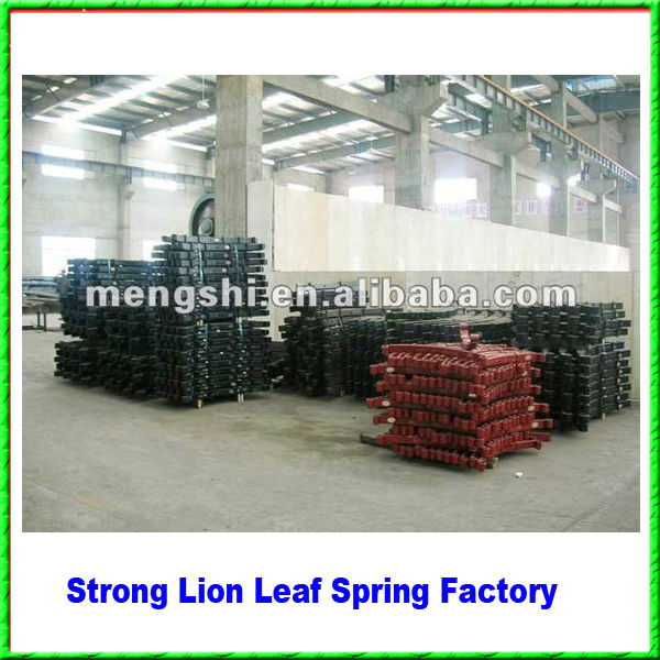 Heavy Duty Truck Parts Auto Leaf Spring suitable for scania