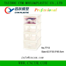 Wholesale Household 5 drawers large plastic storage cabinet