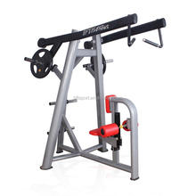 Heavy duty sports high row equipment names/body building for high row machine