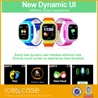 2016 new coming fast track watches kids smart watch gps talking watches for kids