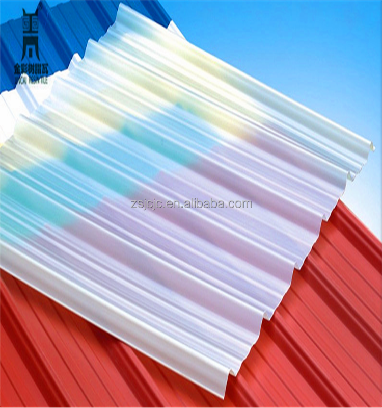 Best Roofing Material Roof Flashing/Plastic Roofing Tiles/PVC Roofing Tiles
