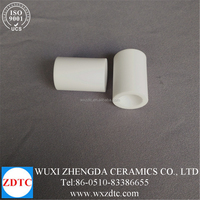 high purity alumina ceramic insulator ceramic tube