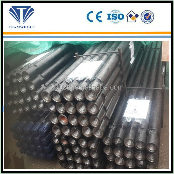 Drill rod down the hole drilling rig-API drill pipe
