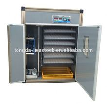500 eggs high quality new model Fully automatic hatchery equipment for chicken 500eggs/poultry egg hatcher