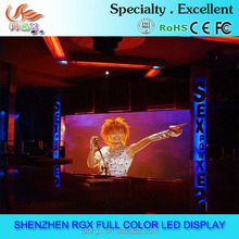 RGX Natatorium led display, stadium led display,stadium video banner display basketball game show led screen