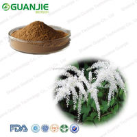 GMP Supply Natural Plant Extract black cohosh extract(triterpene glycosides)