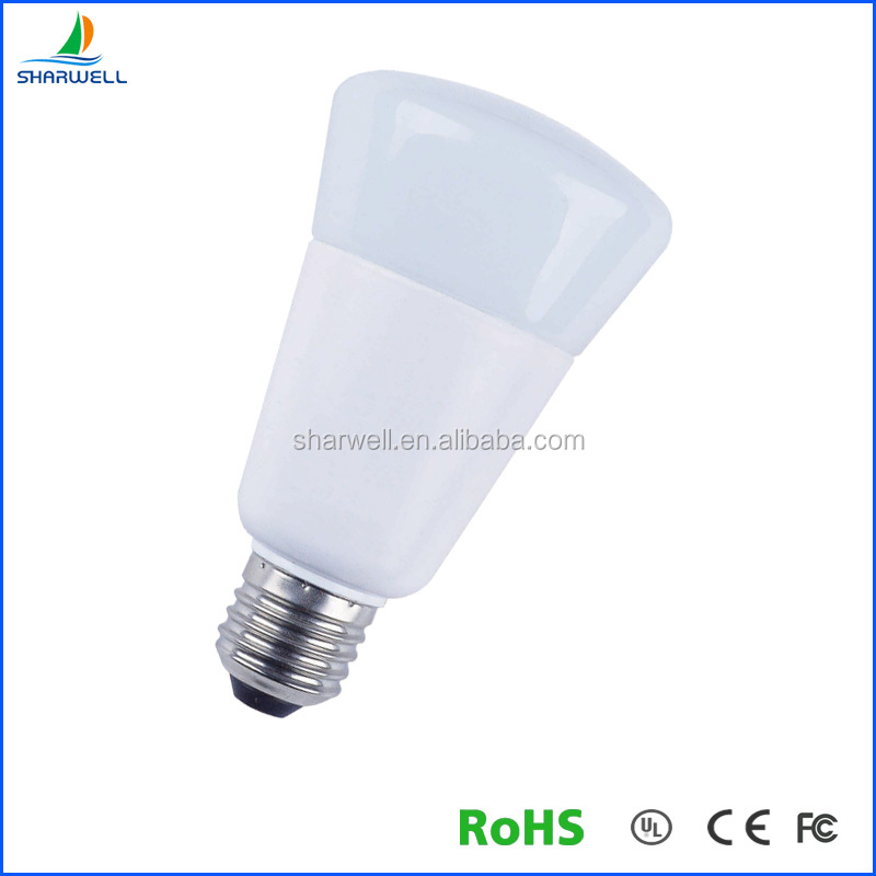 2016 SHENZHEN smart home product Zigbee RGBW LED BULB Factory price
