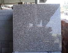 Chinese Red Granite G635 Polished Stone Bricks,Granite G635 Stone for Floor Tile Building Material