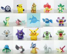 144pcs Pokemon Action Figure 2-3cm pokemon pvc figure for kids