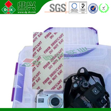 Fiber Desiccant Bag/Packets Definition For Camera Manufacture