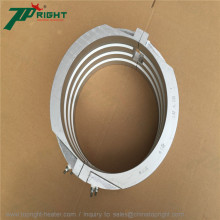 Hot sale Aluminum Casted heater with grooves