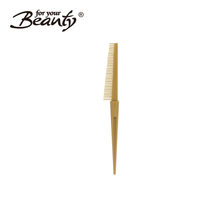 Tail comb newly stylish antique thinning hair comb with different color