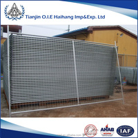 Temporary fence/PVC fence/Temporary Metal Fence Panels