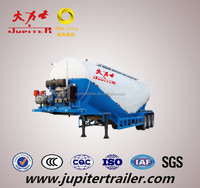 Bulk Dry Powder Cement Tank Truck