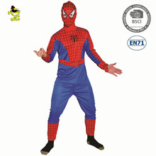 A Halloween Carnival Party Adult costume spiderman