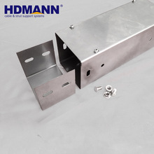 Support System Aluminum Cable Trunking Cable Trunking System Price