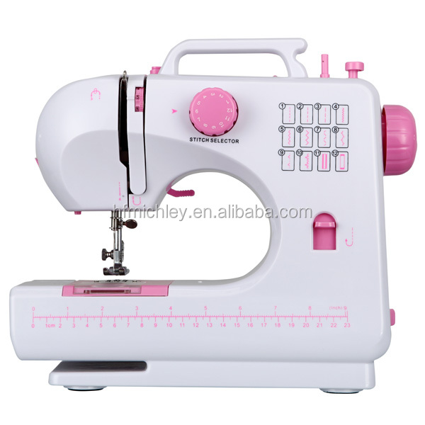 sewing machine with overlock function
