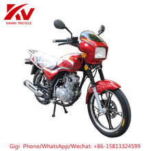 Guangzhou motor factory petrol/gasoline two wheel used cheap chinese motorcycles for sale in Africa