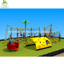 New game kids outdoor climbing structure