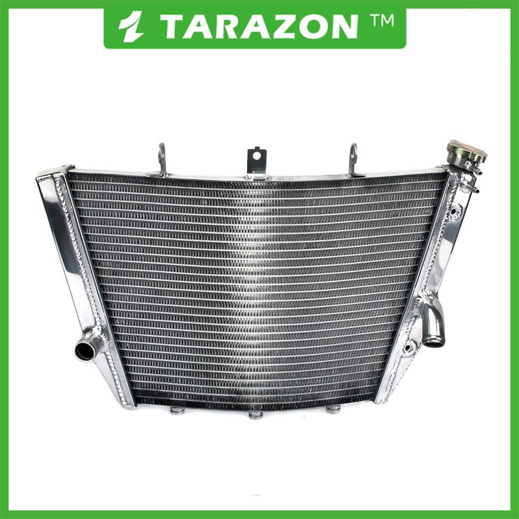 Aluminum alloy motorcycle radiator for Suzuki GSXR 1000 GSXR1000
