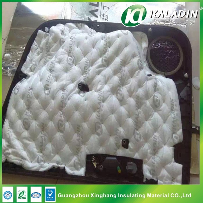 20mm white car soundproof material hot sale in malaysia and uk