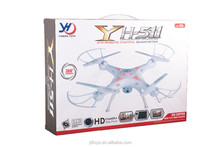 Factory Cheap RC Drone 2.4G Remote Control Helicpter YH-511 Quadcopter Drone 4ch 6-Axis Gyro RC Quadcopter Intruder UFO