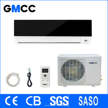 black glass pannel air conditioner