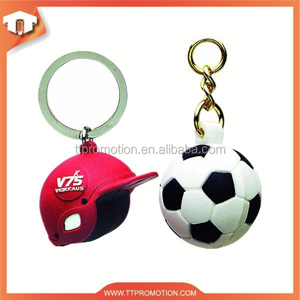 Manufacture cheap wholesale mini hard hat keychain for promotional