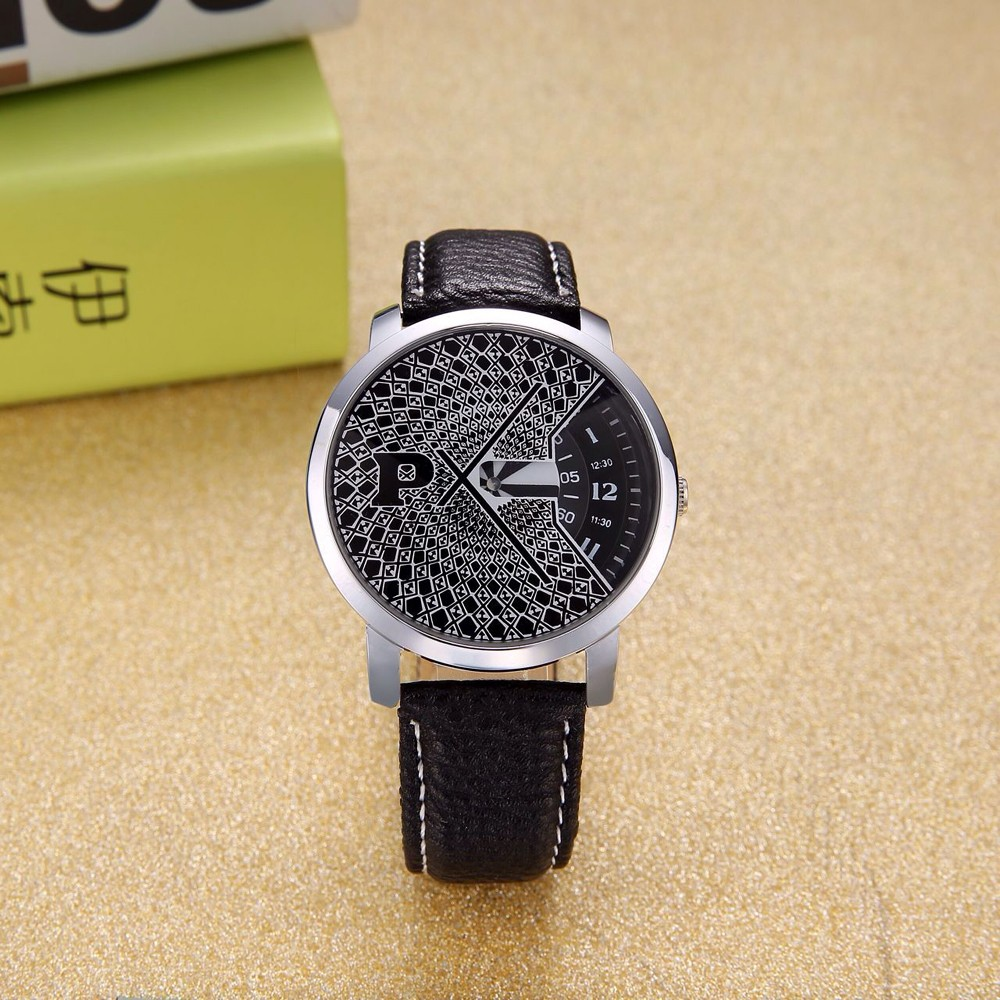 Branded Japanese movemen Watches For <strong>Men</strong> Black Western Wristwatch <strong>Men</strong> PAIDU Brand Watch