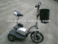 brushless 3 wheel 36v 12ah three wheel pocket bike