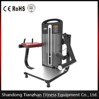 max fit gym machine /Glute Extension/Commercial Gym trainerTZ-4022